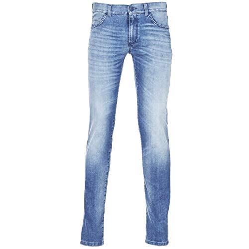 Sisley Burludu Jeans Herren Blau - DE 38/40 (US 29) - Slim Fit Jeans Pants