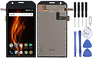 Cell Phone Replacement Part LCD Screen and Digitizer Full Assembly for Caterpillar CAT S31 Phone Accessories