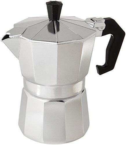 Euro-Home SS-DK-KG43 Gorgeous 3 Cup Espresso Maker, Multicolor