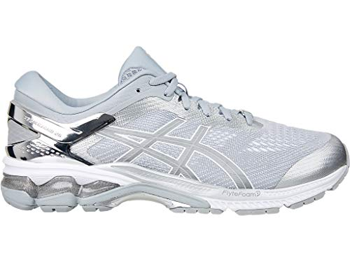 ASICS Men's Gel-Kayano 26 Platinum Running Shoes