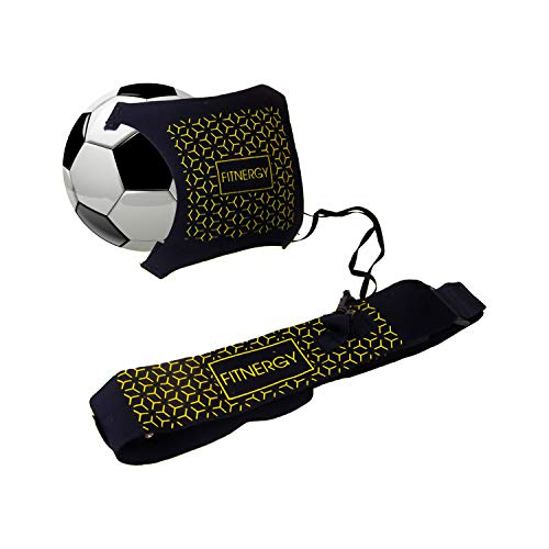 F1TNERGY Soccer Kick Ball Hands Free Solo Trainer...