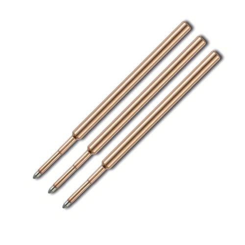 Fisher Space Pen Nachfüllpack SPR4, schwarze Tinte, mittlere Strichstärke, 3 Stück