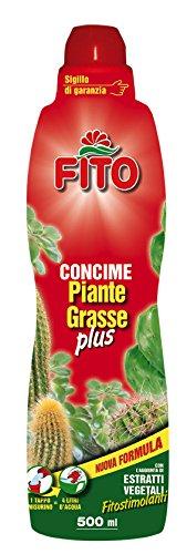 Fito Piante Grasse Concime Liquido, Verde, 7.95x4.4x27.5 cm