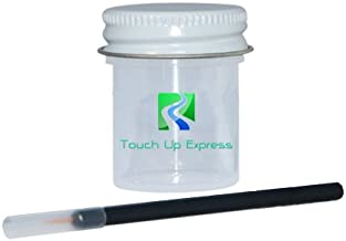 Touch Up Express Paint for 2004 Saturn LS1 40 White 1/2 oz Basecoat Automotive Touch Up Paint w/Brush