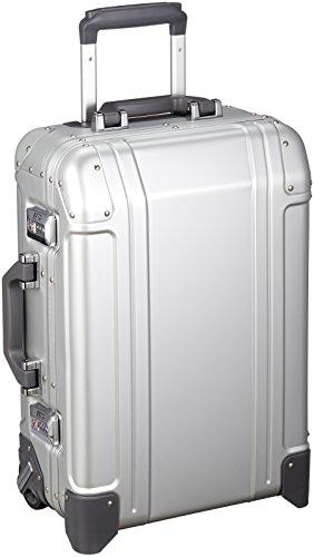 [ゼロハリバートン] スーツケース GEO Aluminum 3.0 保証付 31L 33 cm 5.2kg シルバー
