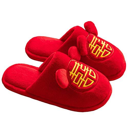 B/H Zapatillas de Estar por casa para Mujer Zapatillas de Boda de...