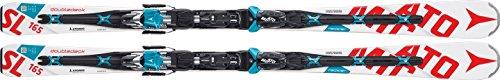 ATOMIC REDSTER DOUBLEDECK 3.0 SL + X 12 TL 16/17 SL Race Carver Skiset AASS01166(159)