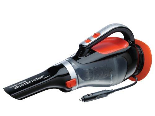 Black+Decker ADV1220 Autosauger, Schwarz/Orange