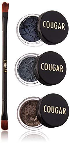 Cougar By Paula Professional Eyeshadow Kit In Blue Smokey