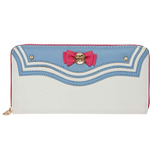 Indressme Girls Cute Multi Card Case Full Round zipper Kawaii Gift Wallet