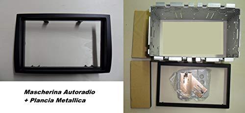 ACV Electronic - Kit de montaje para sistema de radio 2-DIN para automóvil...
