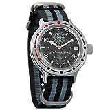 Vostok 420526 - Reloj de Pulsera automático para Hombre, diseño de Anfibio