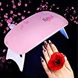 Purabelle Mini USB UV Sun Dryer Gel Nail Polish Art Curing LED Lamp