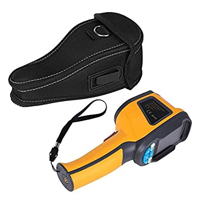 HT-02D Thermal Imager Handheld IR Thermal Imaging Camera Color Display 1024p 32x32 Resolution