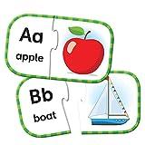 Learning Resources abecedario ABC, preparación para Preescolar, puzles con autocorrección, para niños de 3+ años (LER6085)