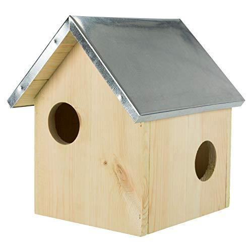 TRIXIE 59608 Hôtel pour écureuil en pin et métal 2114 g