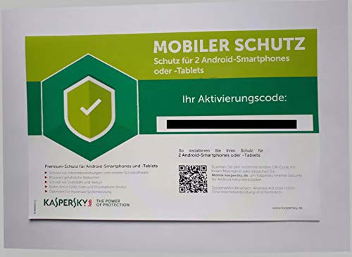 Kaspersky Internet Security für Android 2 User