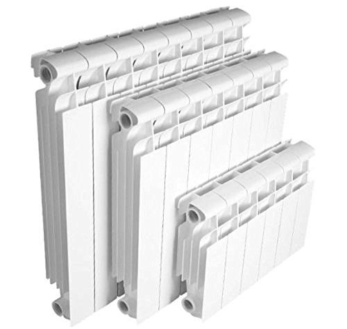 Rayco rd - Radiador aluminio rd 108,86kcal/h 12 elementos