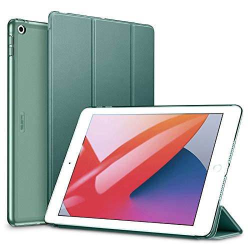 ESR iPad 10.2 Hülle, Schutzhülle für iPad 8. Generation (2020)/7. Gen (2019) [Auto Schlaf/Weckfunktion] [Leichte Hülle mit Ansichtsstand] - Kaktus