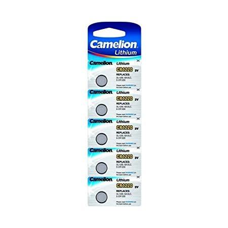 Camelion Lithium Knopfzellen Cr1220 Dl1220 5012lc E Cr1220 Sb T13 3v 5 Stück Spielzeug