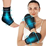 Tolaccea Ankle Foot Ice Pack & Hand Ice Pack Gloves