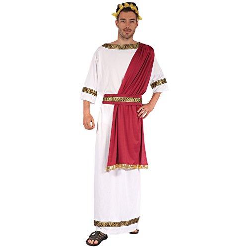 Edles Kostüm Römer Größe 48-52 Antike Imperator Römerkostüm