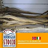 stoccafisso norvegese greger IM secco g700 circa