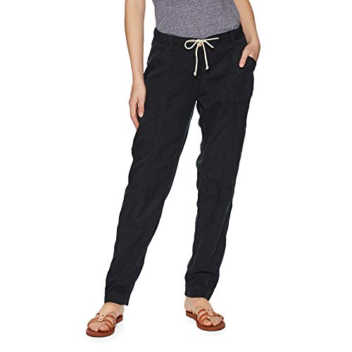 Protest Damen Hose Leaf True Black XL/42