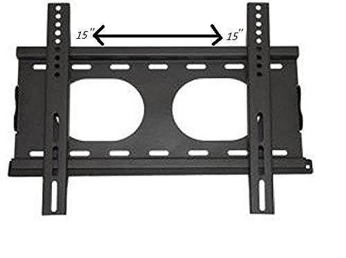 Rissachi Universal 22 To 42 Inch LED LCD TV Wall Mount Bracket