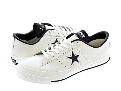 [コンバース] ONE STAR J WHITE/BLACK 【MADE IN JAPAN】 [ウェア&シューズ]