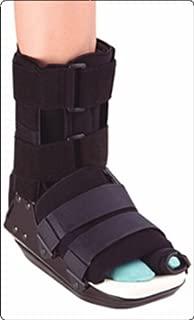 Bledsoe Bunion Walker Cam Boot, Standard Ankle/Heel Pad Large by Bledsoe