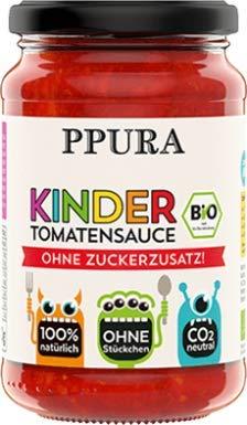 Tomatensauce - Kinder 340g | ppura