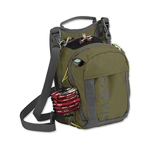 Orvis Safe Passage Chip Pack/Safe Passage Chip Pack, Olive Grey