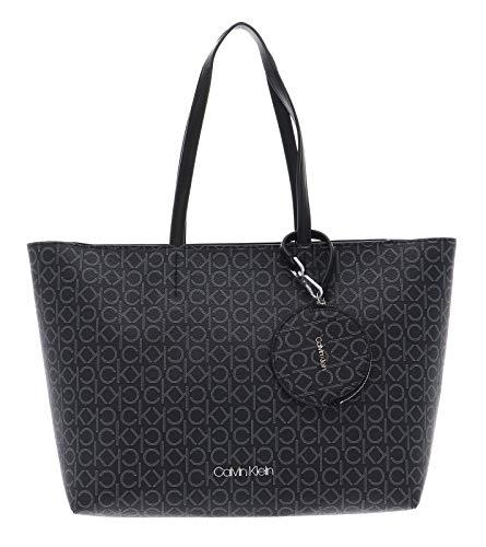 Calvin Klein Mono Shopper Tasche 35 cm