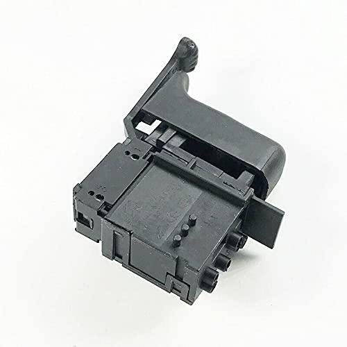 1 Uds Herramienta eléctrica Interruptor de Control de Velocidad de Taladro de Martillo para Makita HR2450 / DP4010 / DP4011 HR2020 HR2432 HR2440 HR2450T HR2450A