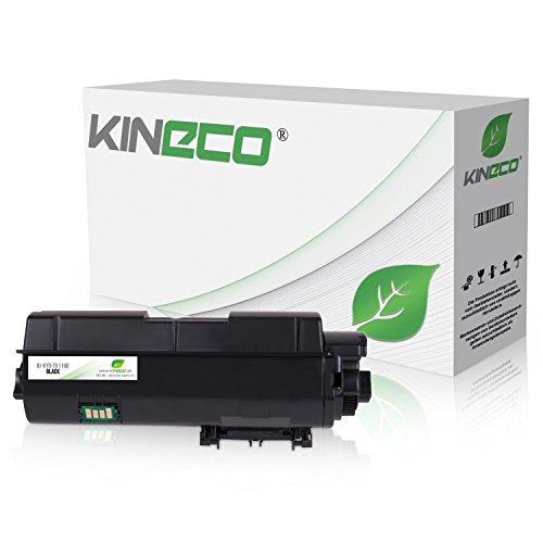 Kineco Toner kompatibel zu Kyocera TK-1160 für Kyocera Ecosys P2040dn P2050DN P2040DW - 7.200 Seiten