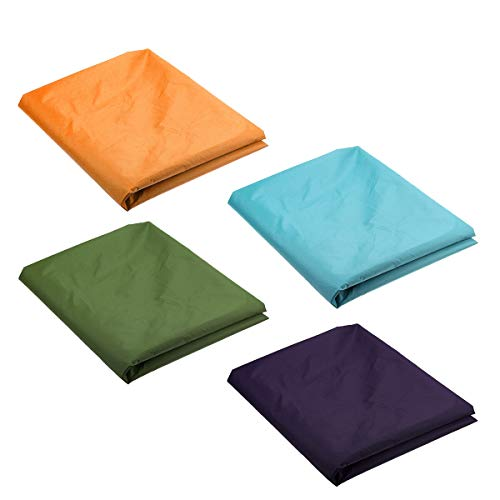 xingxing Industrial Hardware - Parasol para exteriores, impermeable, triangular, UV, combinación de red, triángulo, para camping, jardín (color: E)