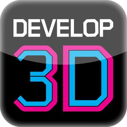 DEVELOP3D (Kindle Tablet Edition