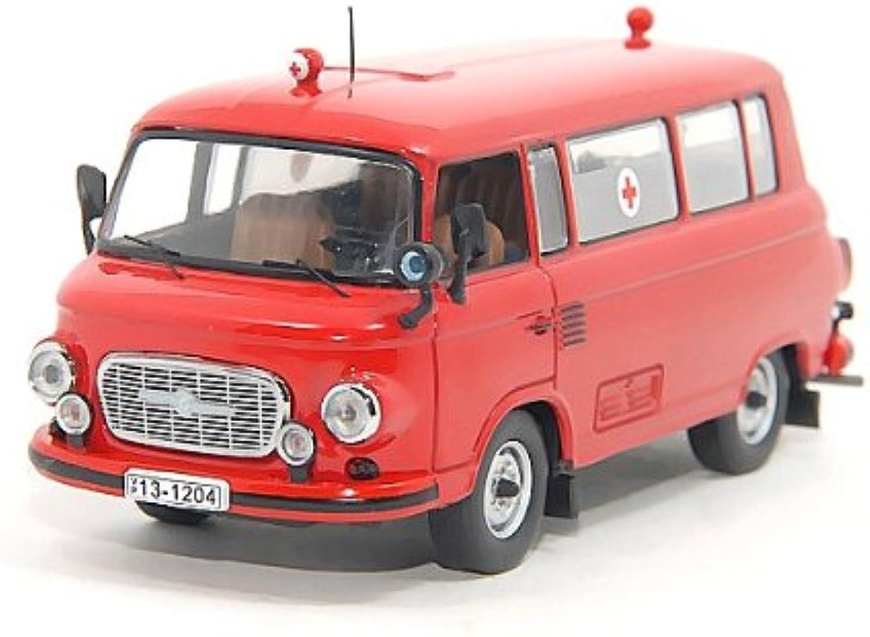 IST MODELS Barkas B1000 Feuerwehr - 1 43