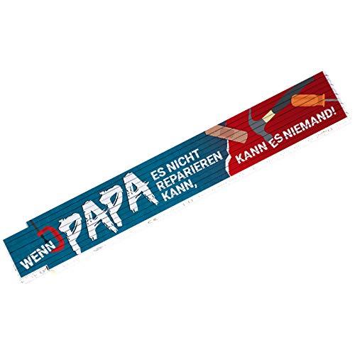 Zollstock wenn es Papa nicht reparieren kann ADGA Vatertag Geschenk
