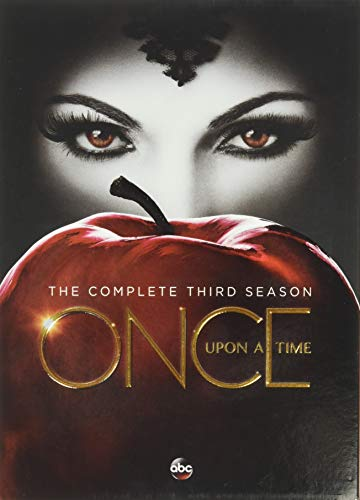 Once Upon A Time: The Complete Third Season (5 Dvd) [Edizione: Stati Uniti] [USA]