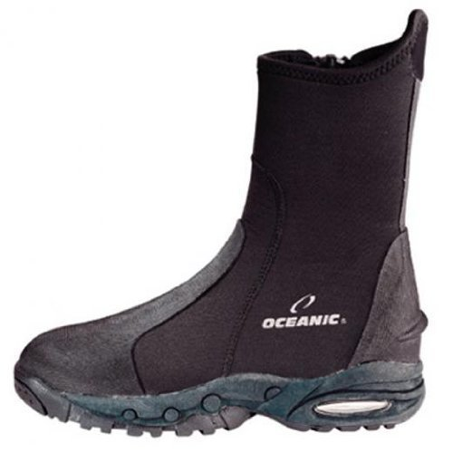 Oceanic 6.5mm Molded sogliola Scuba Diving Neo Classic Boot (5) by Oceanic