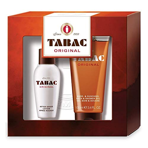 Tabac 50 ml Aftershave + 100 ml Duschgel