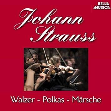 Stauss Sohn: Walzer - Polkas - Märsche, Vol. 2