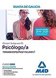 Psicólogo/a de la Xunta de Galicia (Grupo I, Subgrupo A1). Temario específico volumen 1
