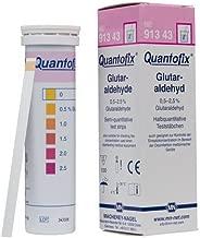 Macherey-Nagel, 91343, Quantofix Glutaraldehyde, Box Of 100 Strips