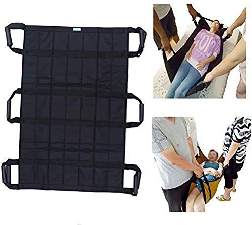Positioning Pad Draw Sheet Patient Transfer Board Lift Sheet Slide Emergency Rescue Soft Stretcher For Hospital Clinic Home Sports venues Ambulance