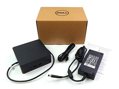 DELL K16A Thunderbolt Dock TB16 Latitude Precision XPS Series Docking Station US (Renewed)