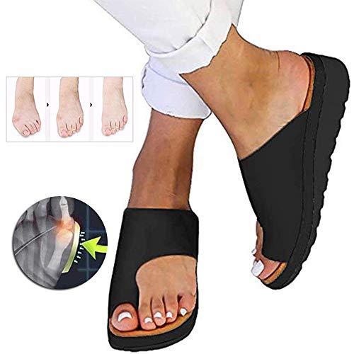 HJHY@ Orthopedic Bunion Corrector Sandals Women