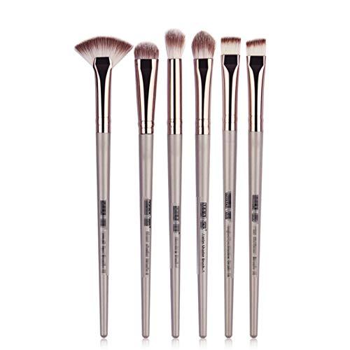 Poignée En Plastique Pinceau De Maquillage Profession Fondation Eye Shadow Pinceau Pour Daily Outils De Beauté Du Visage,2